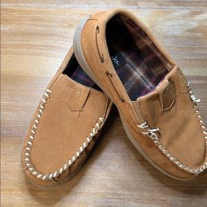 Clarks Mens Andy Indoor/ Outdoor Slippers - Size 9
